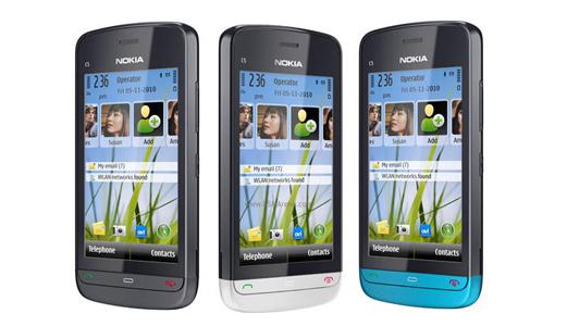 Nokia C5 Phone